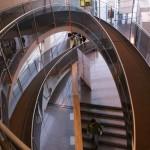 l escalier vu d en haut