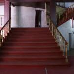 Les escaliers du Cine Fenix