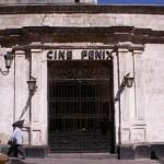 La façade du Cine Fenix