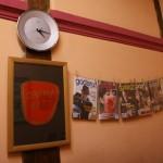 détail du hall du Cinematografo