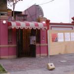 façade du Cinematografo