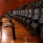 La salle de luxe de l'UVK de Larcomar