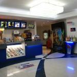Hall du Cine Bar Santa Barbara