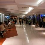 Le hall du Cine Colombia Andino