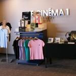 les T-shirts du Cinema Bunkamura