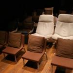 zoom sur les fauteuils
