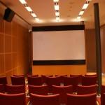 La salle de cinéma Hermes