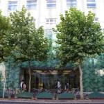 La façade du building de Kyoto Cinema