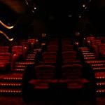 la salle de luxe du Ciné Chef