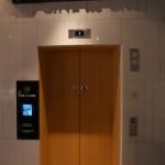 l'ascenseur vers le Ciné-Chef