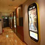 le couloir du CGV