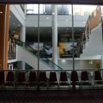les escaliers d'UMG
