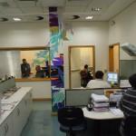 les bureaux du CineSESC