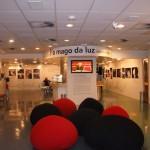 le hall d'entrée du CineSESC