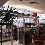 La librairie de la Reserva Cultural