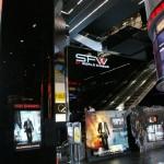 Le cinéma et ses escalators