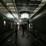 Le couloir du 3e étage