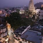 derrière le Jagdish Temple