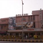 Le cinéma Golcha à New Delhi