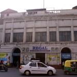 Le cinéma Régal à New Delhi