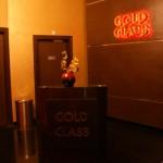 Entrée de la classe Gold