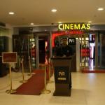L'entrée du cinéma
