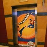 Les ascenseurs de Fun Republic