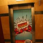 Les ascenseurs du Fun Republic