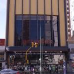 Façade de L'Arteplex Belgrano