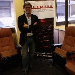 Martin Alvarez Morales, le directeur de Cinemark Argentine-Chili