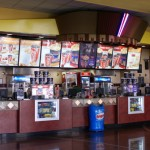 la confiserie du Cinemark Palermo