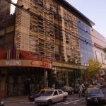 la façade du Cinemark Palermo