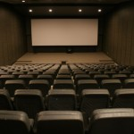 la salle de la Cinematheque