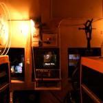 salle de projection du Biografo