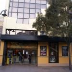 la facade du Biografo