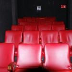 Les fauteuils de la salle 2