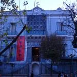 Musee d'Art Contemporain construit par Eiffel