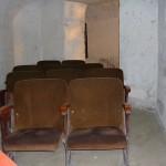 Les fauteuils du Cine Fenix