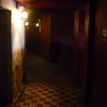 Les couloirs du Cine Fenix