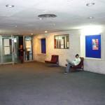 Le hall du Cine Arequipa