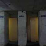 Les toilettes du Cine Arequipa