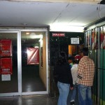 La billetterie du Cine Arequipa