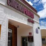 entrée du cinema Paraiso