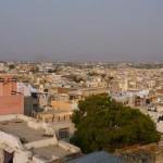 Udaipur vue du ciel ... ou presque