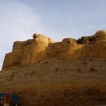 Le fameux fort de Jaisalmer