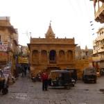 les rickshaws s'entassent