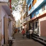 les rues de Jaipur