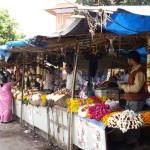 les petits marchands de fleurs