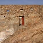 un mur de Jaipur